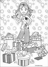 Groovy Girls coloring page (061)