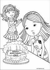 Groovy Girls coloring page (062)