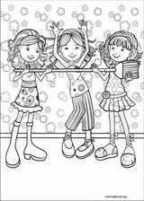 Groovy Girls coloring page (064)