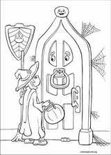 Halloween coloring page (001)