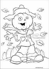 Halloween coloring page (002)
