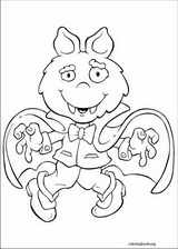 Halloween coloring page (005)