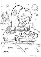 Halloween coloring page (007)