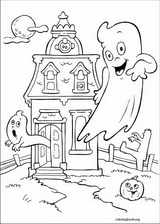 Halloween coloring page (012)