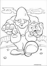 Halloween coloring page (013)