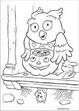 Halloween coloring page (014)