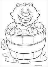 Halloween coloring page (015)