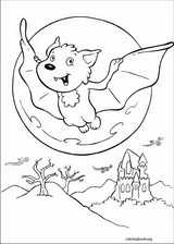 Halloween coloring page (016)