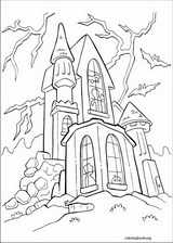 Halloween coloring page (017)