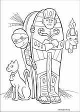 Halloween coloring page (018)