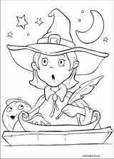 Halloween coloring page (021)