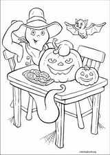 Halloween coloring page (023)