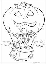 Halloween coloring page (026)