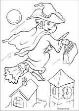 Halloween coloring page (027)