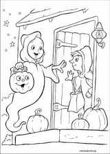 Halloween coloring page (028)
