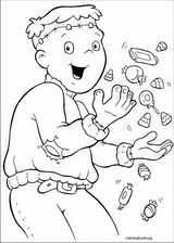 Halloween coloring page (029)