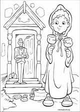 Halloween coloring page (030)