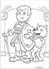 Halloween coloring page (033)