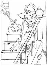 Halloween coloring page (036)