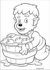 Halloween coloring page (038)