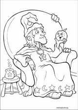 Halloween coloring page (041)