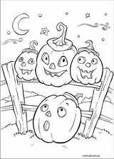 Halloween coloring page (045)
