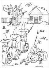 Halloween coloring page (053)
