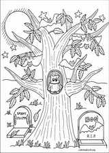 Halloween coloring page (055)