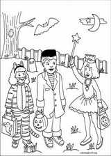 Halloween coloring page (057)