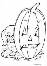 Halloween coloring page (063)