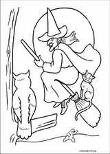 Halloween coloring page (067)