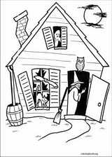 Halloween coloring page (074)