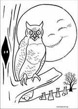 Halloween coloring page (077)