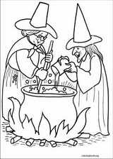 Halloween coloring page (078)