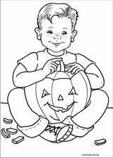 Halloween coloring page (079)