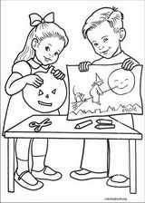 Halloween coloring page (082)