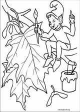 Halloween coloring page (089)