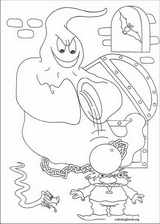 Halloween coloring page (090)