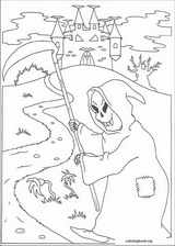 Halloween coloring page (091)