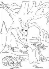 Halloween coloring page (092)