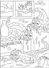 Halloween coloring page (093)