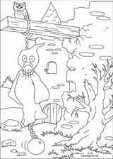 Halloween coloring page (105)