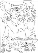 Halloween coloring page (116)