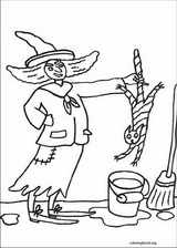 Halloween coloring page (129)
