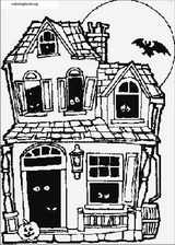 Halloween coloring page (134)
