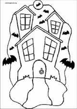 Halloween coloring page (135)