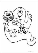 Halloween coloring page (140)
