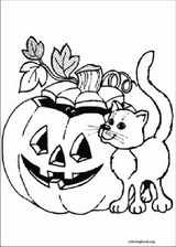 Halloween coloring page (147)