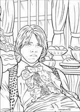 Harry Potter coloring page (001)