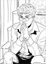 Harry Potter coloring page (003)